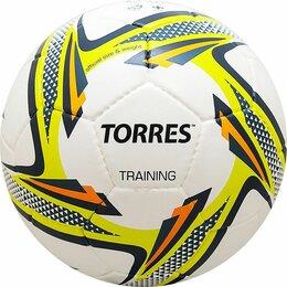 Настольные игры - Мяч футбольный TORRES Training, 0