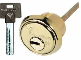 Замки - Цилиндр для замка Mul-T-Lock DEAD BOLT, 0