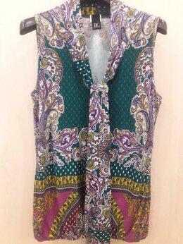 Блузки и кофточки - Блузка с восточным орнаментом, 0
