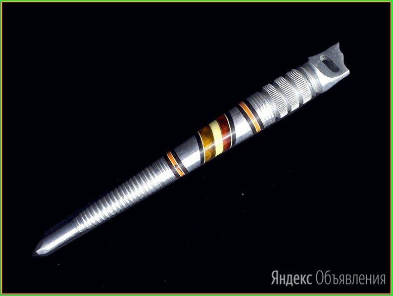 ОТБОЙНЫЙ МОЛОТОК ручка шариковая наборная ручная работа тюремное творчество по цене 500₽ - Письменные и чертежные принадлежности, фото 0