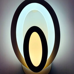 Бра и настенные светильники - БРА LED19312/1 30 W, 0
