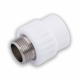 Водопроводные трубы и фитинги - муфта комбинированная 25х1/2 под пайку, 0