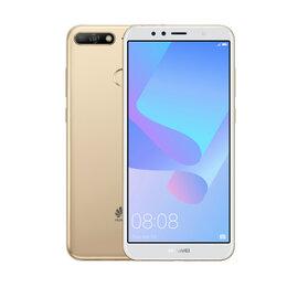 Мобильные телефоны - Смартфон Huawei Y6 Prime 2018 16GB Gold Витринный, 0