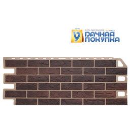 Фасадные панели - Фасадная панель Альта-Профиль Кирпич Жженый, 0