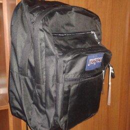 Рюкзаки - Рюкзак Jansport Big Student Black, 34л, 0