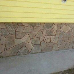 Тротуарная плитка, бордюр - Благоустройства укладка дикий камень брусчатка , 0