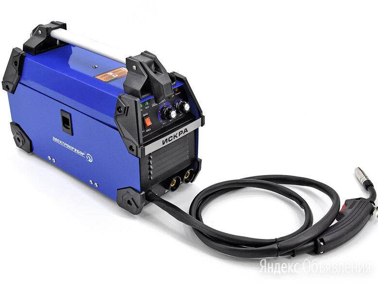 Сварочный инверторный полуавтомат по цене 15085₽ - Сварочные аппараты, фото 0