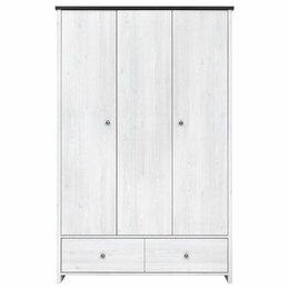 Шкафы, стенки, гарнитуры - Шкаф Порто SZF3D2S, 0