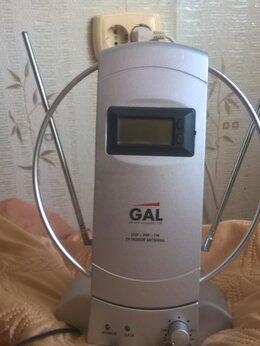 Антенны - комнатная ТВ  и радио антенна ГАЛ проверка, 0