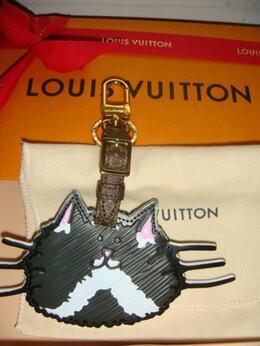Брелоки и ключницы - Брелок Louis Vuitton кошка коллекция круиз 2019…, 0