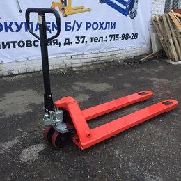Грузоподъемное оборудование - Гидравлическая тележка KRONA CL 25 150-550 (рохла), 0