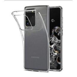 Чехлы - Чехол OrangeStereo для Samsung S20 TPU 1.0mm прозрачный, 0