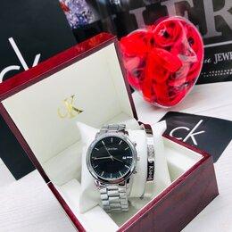 Наручные часы - Подарочный набор женский часы браслет, 0