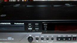 CD-проигрыватели - Tascam CD-RW900SL Professional –CD-R/RW/A…, 0