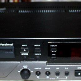 CD-проигрыватели - Tascam CD-RW900SL Professional –CD-R/RW/A рекордер,CD/MP3. 24 Bit. 220В  , 0