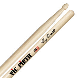 Барабанные палочки, щетки, руты - VIC FIRTH SGB Gregg Bissonette Палочки барабанные , 0