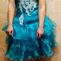 Платья - Платье вечернее (бальное) с корсетом р.42-44, 0