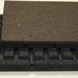 Тротуарная плитка, бордюр - Резиновая плитка RUBBLEX, 0