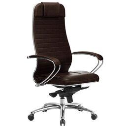 Компьютерные кресла - Офисное кресло для компьютера - кожаный Самурай…, 0