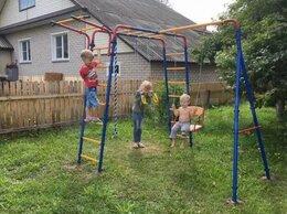 Качели - Детская Площадка на дачу , 0