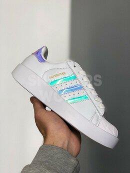 Ботильоны - Adidas Superstar женские, 0