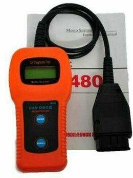 Автоэлектроника - Автосканер U480 OBD-II C новый, 0
