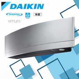Кондиционеры - Кондиционер Daikin EMURA FTXJ-M/RXJ-M(N), 0