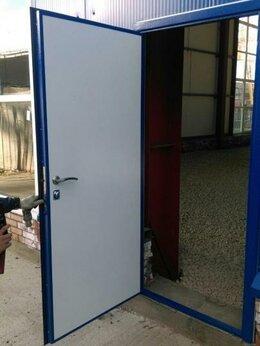 Входные двери - Уличная входная металлическая дверь, 0