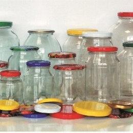 Бутылки - Стеклянные банки для консервации, 0