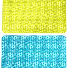 Сиденья, подставки, горки -  Коврик в ванну противоскользящий, ПВХ, 72x38см,…, 0