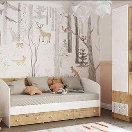 Кроватки - Кровать «Алёнка», 0