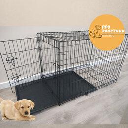 Клетки, вольеры, будки  - Клетка для собак №3 с одной дверью, 0