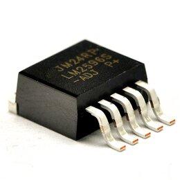 Защитная автоматика - LM2596S-ADJ/NOPB, Импульсный понижающий…, 0
