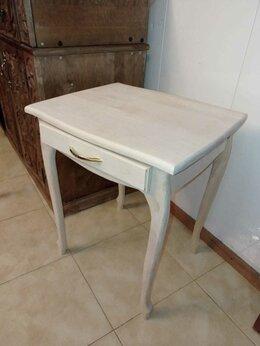 Столы и столики - Тумбочка-столик для дивана или кровати, 0