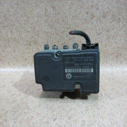 Тормозная система  - Блок  ABS, 0