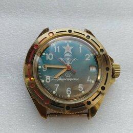 Наручные часы - Часы  Командирские 2414 механические времен СССР, 0