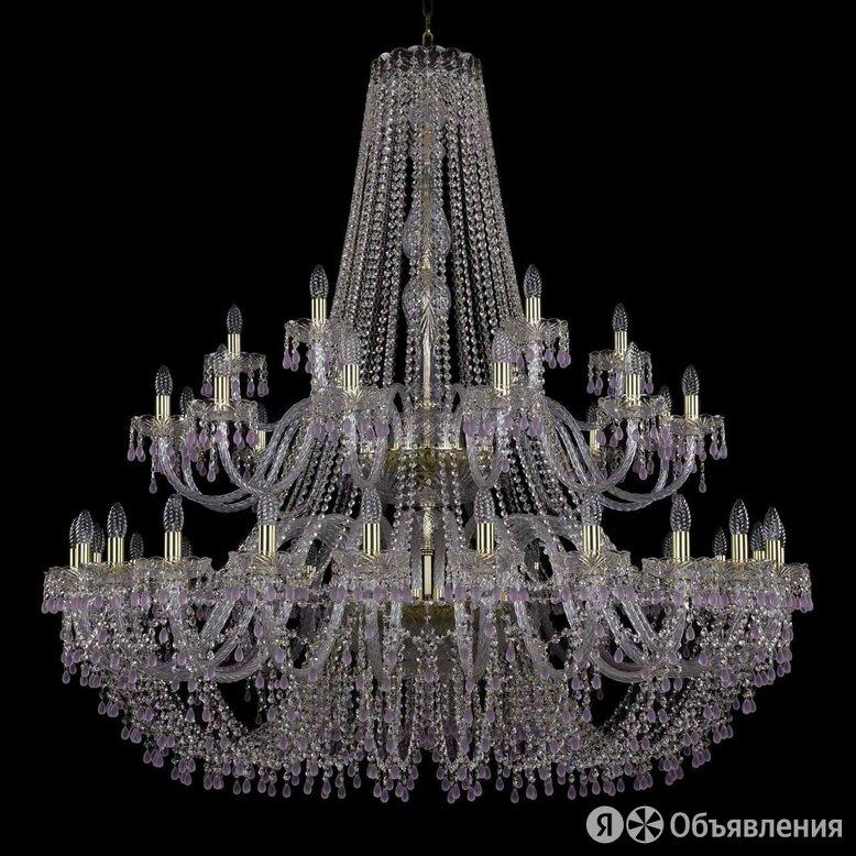 Люстра подвесная розовая 1410/24+12+6/530/2d G V7010 по цене 234343₽ - Люстры и потолочные светильники, фото 0