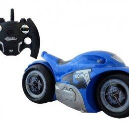 Радиоуправляемые игрушки - РАДИОУПРАВЛЯЕМЫЙ МОТОЦИКЛ-ПЕРЕВЕРТЫШ , 0