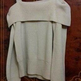 Блузки и кофточки - Бежевый свитер M, 0