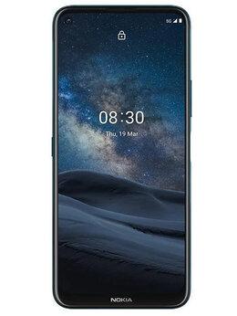 Мобильные телефоны - Смартфон Nokia 8.3 5G 128 ГБ, 0