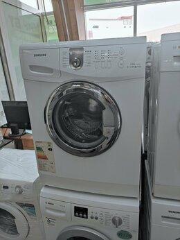 Стиральные машины - узкая SAMSUNG стиральная машинка, 0