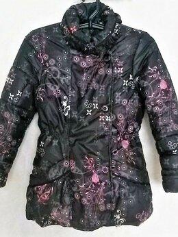 Куртки и пуховики - Куртка для девочки, р.141-146, 0