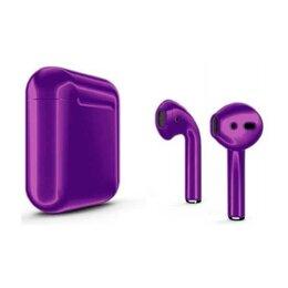 Наушники и Bluetooth-гарнитуры - Apple AirPods (New BlackBerry) Беспроводные…, 0