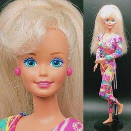 Куклы и пупсы - Барби шарнирная, Скейтерша, 0