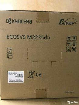 Принтеры и МФУ - МФУ Kyocera M2235dn (Ч/б,А4,принт/скан/копир,35…, 0