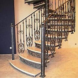 Лестницы и элементы лестниц - Кованые перила , 0
