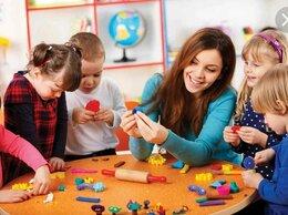 Воспитатель - Младший воспитатель в частном детском саду , 0