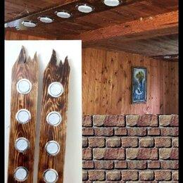 Люстры и потолочные светильники - Люстры (светильники) из дерева, 0