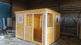 Готовые строения - Бытовка туалет душ А-485, 0