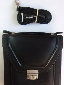 Портфели - сумка мужская, планшет, 0